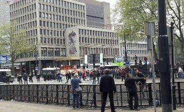 Rotterdam – Identiteit zeven relschoppers bekend, nieuwe beelden vanmiddag online