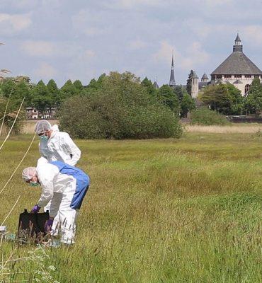 Den Bosch – Gezocht – Gewonde vrouw aangetroffen in Het Bossche Broek