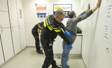 Spijk (gemeente Lingewaal) – Man aangehouden voor bedreiging en mishandeling
