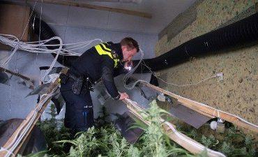 Arnhem – Drugs, vuurwapens en geld aangetroffen bij drugsonderzoek
