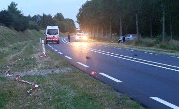 Schijndel – TGO gestart na tragisch ongeval door keien op de weg