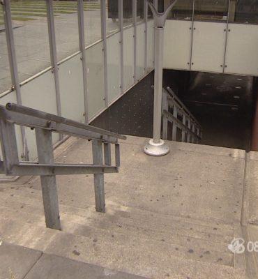 Tilburg – Gezocht – Man van trap geduwd in binnenstad