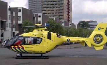 Rotterdam – Bestuurder overleden na eenzijdig ongeval Jasonweg