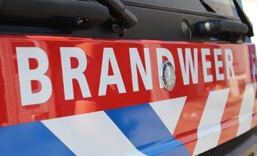 Delft – Verwarde bewoner aangehouden bij woningbrand