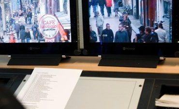 Tilburg – Met mes dreigende man mede dankzij Cameratoezicht aangehouden