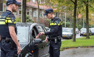 Rotterdam – 15 bekeuringen bij verkeerscontrole Rotterdam