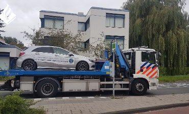 Leiden – Twee verdachten aangehouden in onderzoek naar handel in anabolen