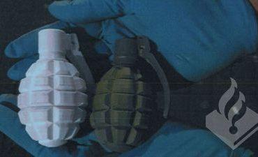 Den Haag – Man aangehouden met twee nep handgranaten