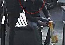 Rotterdam – Gezocht – Verdachte poging overval geldloper Zwart Janstraat