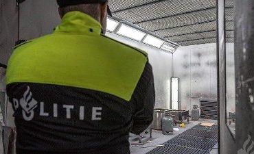Den Haag, Bleiswijk, Bergschenhoek, Berkel en Rodenrijs, Rotterdam, Pijnacker, Maasdijk – Netwerk drugsproductie ontmanteld; acht personen aangehouden