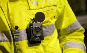 Utrecht – Politie Midden-Nederland test bodycams