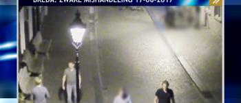 Breda – Gezocht – Zware mishandeling tijdens uitgaansavond