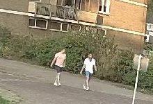 Arnhem – Gezocht – Tweetal mishandeld man in auto