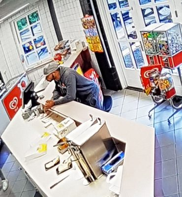 Doornspijk – Gezocht – Bedreiging in cafetaria