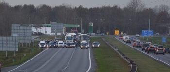 Aktiegroep blokkade A7 Sinterklaas haalt binnen dag € 20.000 op voor de boetes