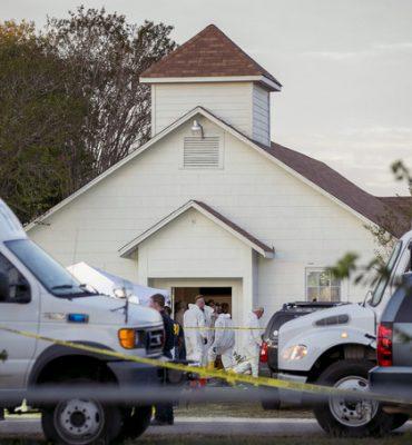 26 doden bij schietpartij in een kerk in Texas