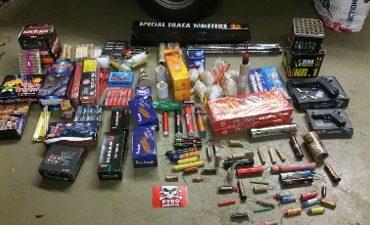 Meppel – 40 kilo illegaal vuurwerk bij minderjarige gevonden