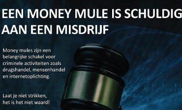 Driebergen – 97 Money mules in Nederland opgespoord