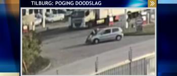 Tilburg – Gezocht – Poging doodslag op vrachtwagenchauffeur