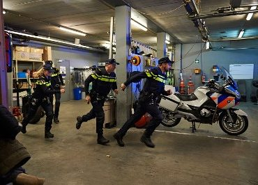 Noordwijk – Extra politie-inzet na vechtpartij op de De Grent