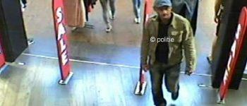 Houten – Gezocht – Man steelt iPhone van winkelpersoneel in Houten