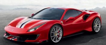 """Presentatie Video Nieuwste """" Ferrari 488 Pista """" te snel voor op de openbare weg"""