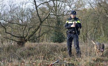 Breda – Fietsendief gestopt dankzij politiehond Duuk en alerte getuige