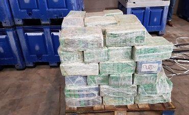 Driebergen, Oss – Zes aanhoudingen na onderschepping 4500 kilo cocaïne