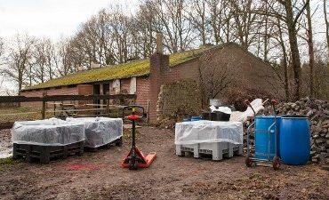 Oost-Nederland – Meer inzet in Oost-Nederland rond drugslabs en -dumpingen