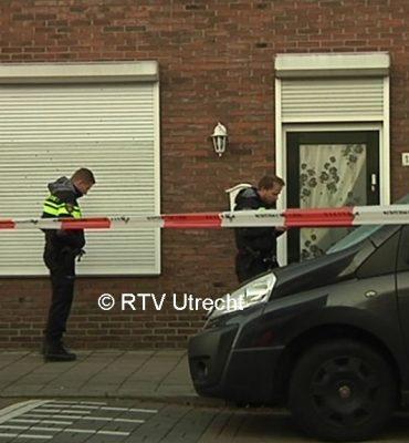 Nieuwegein – Gezocht – Woning beschoten in Vreeswijk