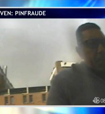 Eindhoven, Den Haag – Gezocht – Pinpasfraude