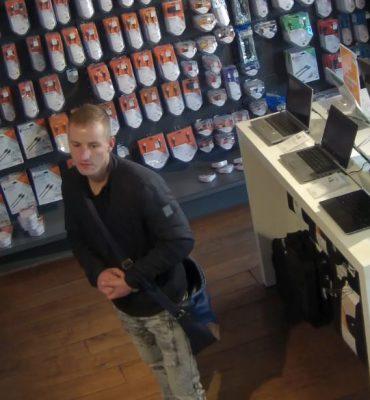 Haarlem – Gezocht – Diefstal laptops Haarlem