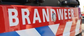 Dordrecht – Opa moet met kleinkinderen brandend huis ontvluchten