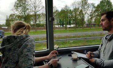Gelderland/Overijssel – Politie heeft nieuwe manier om vrachtwagenchauffeurs in de gaten te houden