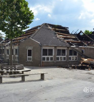 Eindhoven – Gezocht – Brand basisschool 'Onder de Wieken'