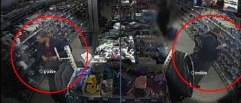 Nieuwegein – Gezocht – Agressieve winkeldief