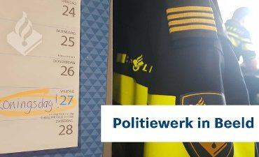 Groningen – Koningsdag 2018 – Politiewerk in Beeld