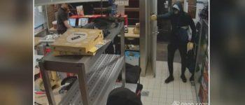 Roosendaal – Gezocht – Overval op Domino's Pizza