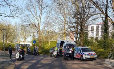 Leiden – Extra bromfietscontrole Leiden : 31 overtredingen