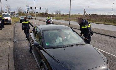 Tilburg – Veel aandacht voor verkeer tijdens clusterdag politieteam