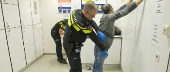 Dordrecht – Alerte getuige leidt politie Dordrecht naar inbrekers