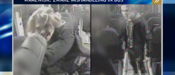 Waalwijk – Gezocht – Mishandeling in bus