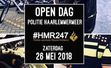 Haarlemmermeer – Open dag Politie Haarlemmermeer