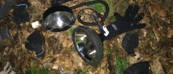 De Rips – Stropers aangehouden na gezamenlijke actie opsporingsambtenaren