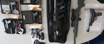 Waddinxveen – Verdachte van wapenhandel aangehouden
