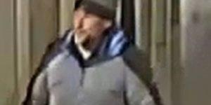 Hengelo – Gezocht – Man steelt jas uit winkel