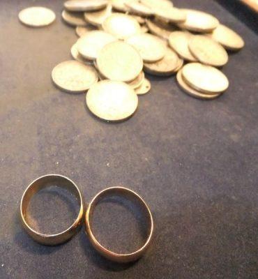 Gezocht – Gevonden sieraden en munten