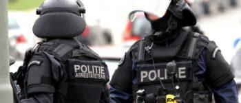 Zandvoort – Man door arrestatieteam aangehouden