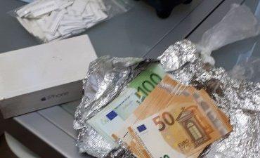 Capelle aan den IJssel – Tip leidt naar drugs en 10.000 euro