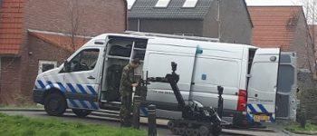 Berkel en Rodenrijs – Politie houdt man in onderzoek verdacht pakket Berkel